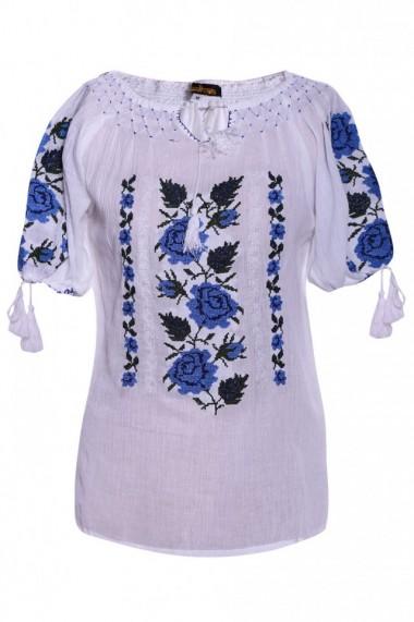 Bluza dama tip ie Alb dae499