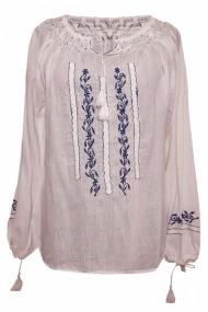 Bluza dama tip ie Alb DAL2550
