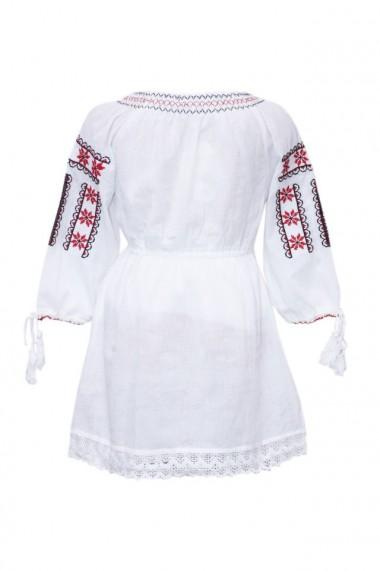 Rochie fete cu motive traditionale DAE2972