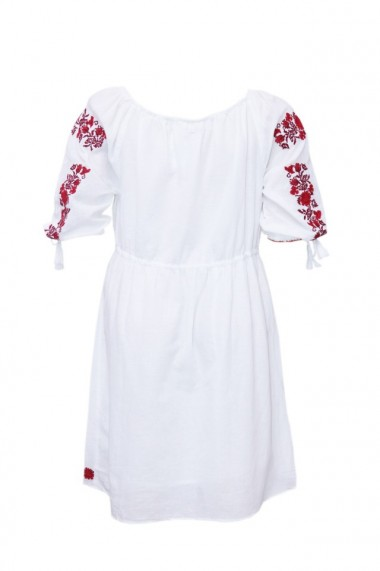 Rochie dama cu motive traditionale DAE3856