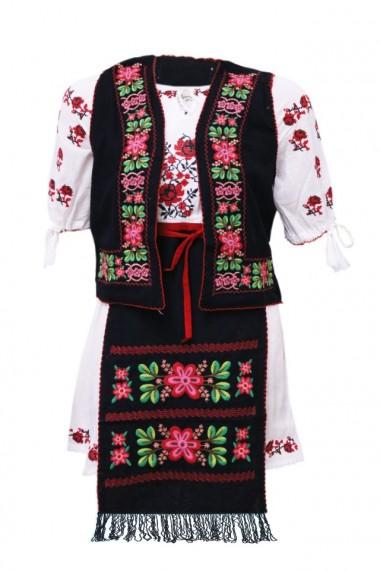 Costum copii cu motive traditionale DAE3860