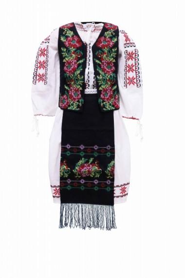 Costum copii cu motive traditionale DAE3869