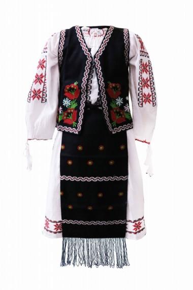 Costum copii cu motive traditionale DAE3871