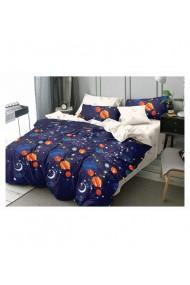 Lenjerie de pat cu planete 220x230 cm 6 piese DAE8405