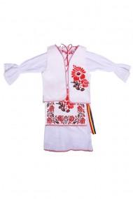 Costum traditional pentru botez 4piese dae591