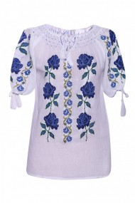Bluza dama tip ie Alb dae503