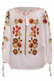 Bluza dama tip ie Alb DAL2568