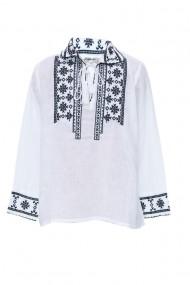 Bluza tip ie baieti alb dae3561