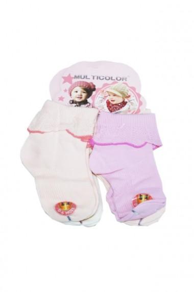 Set 12 perechi sosete copii 3-6 luni dae4954