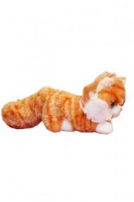 Jucarie de plus Pisica cu sunet 30 cm dae5634