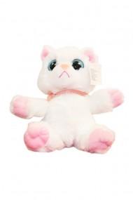 Jucarie de plus Pisica cu sunet 23 cm dae5640