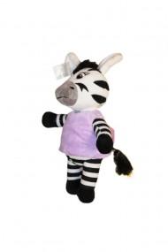 Jucarie de plus Zebra Zou 30 cm dae5691