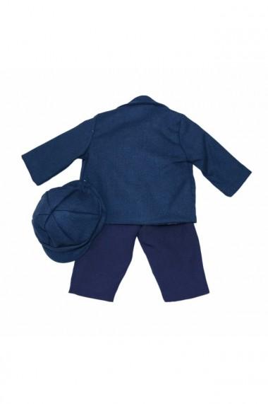 Costum pentru băieți 5 piese Bleumarin dae6661