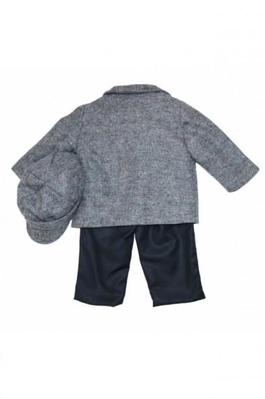 Costum pentru băieți 5 piese Gri dae6667