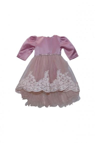 Rochita pentru fete 3 piese Roz pudrat dae6682