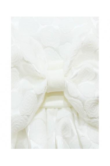 Rochita pentru botez alb dae6689 9-12 luni