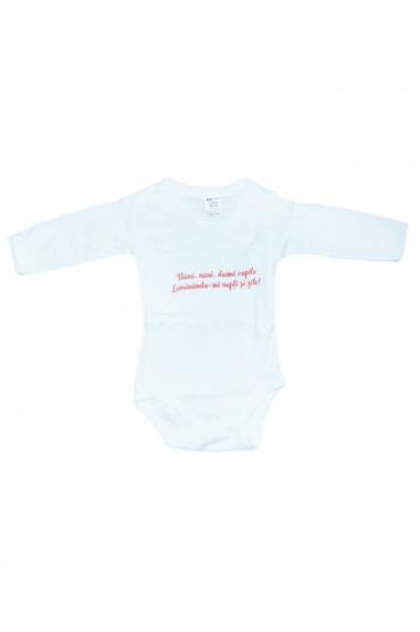 Set 5 body-uri bebelusi diverse mesaje fete dae6954