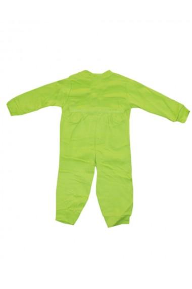 Compleu pentru fete compus din 2 piese bluza si pantaloni verde dae8253