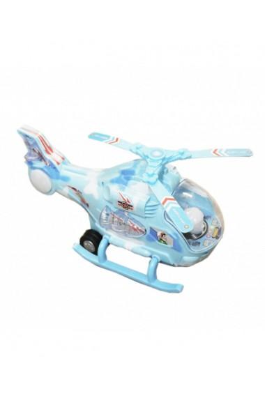 Jucarie-Elicopter cu baterii 33X30x10 cm DAE8524