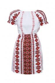 Costum traditional dama cu motive traditionale DAE3115