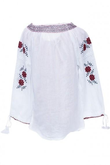 Bluza tip ie fete alb dae3556