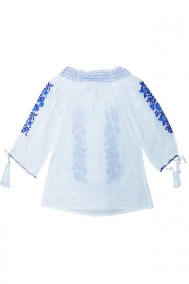 Bluza tip ie fete alb dae3557