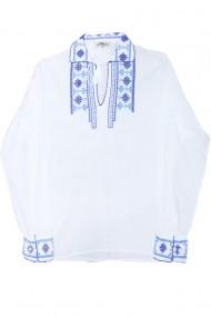 Bluza tip ie baieti alb dae3562