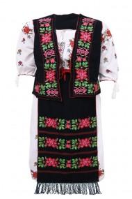 Costum dama cu motive traditionale DAE3859