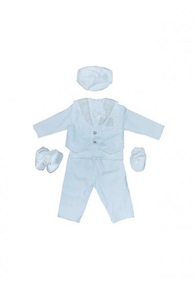 Set 6 piese botez bebe-baieti dae6475
