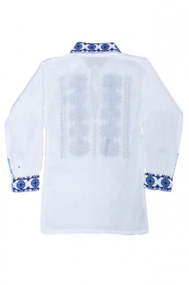 Bluza tip ie baieti alb dae3559
