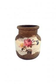 Vaza decor ceramica 12x15 cm dae896
