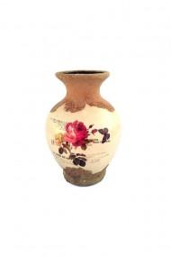 Vaza decor ceramica 13x20 cm dae891