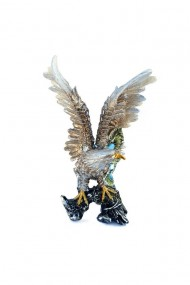 Vultur decorativ 16X22 cm dae3006