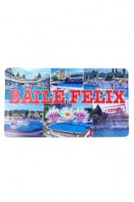 Set 12 bucati Magnet plastic bombat - Baile Felix 15x8 cm dae4028