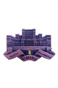 Set 12 bucati Magnet metalic - Palatul Parlamentului 9x6 cm dae4041