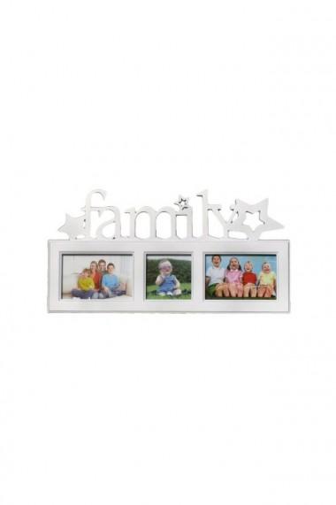 Rama colaj - Family - 3 fotografii 48x25 cm dae4531