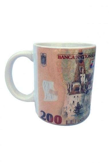 Set 12 bucati cana cu bancnota - Alexandru Ioan Cuza dae6718