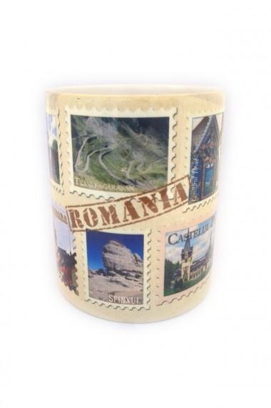 Set 12 bucati cana - colaj Romania dae6744