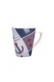 Cana ceramica albastra DAE10333