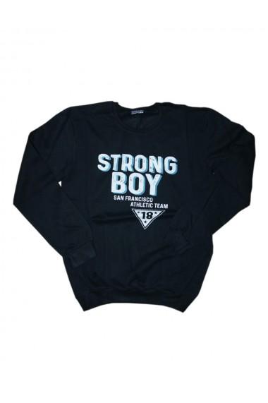 Bluza pentru barbati negru DAE7276