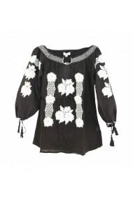 Bluza tip ie pentru dama Alb DAE17185