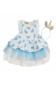 Rochie fete Bleu DAE17209