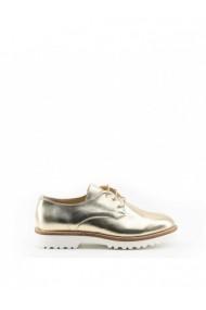 Pantofi Made in Italia DVG-NINA_ORO Galben