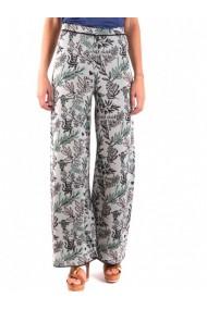 Pantaloni drepti Missoni DVG-GG_109673 Gri