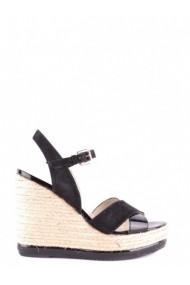 Sandale cu toc HOGAN 119819 Negru