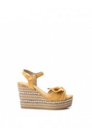 Sandale cu toc XTI DVG-49073_YELLOW Galben