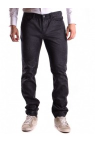 Pantaloni drepti Dolce & Gabbana 119740 Gri