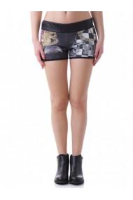 Pantaloni Scurti Sexy Woman 64820 Negru