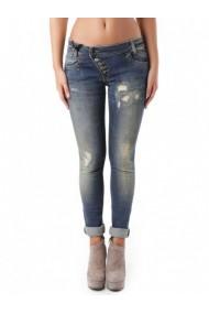 Jeans Sexy Woman 69032 Albastru