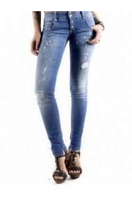 Jeans Sexy Woman 71809 Albastru